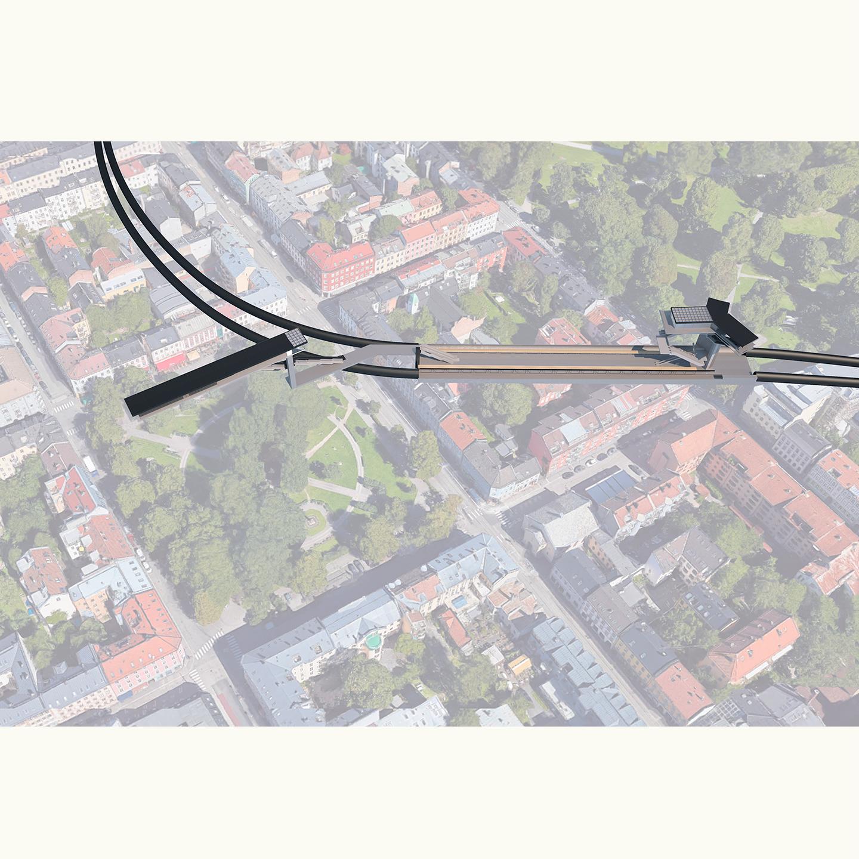 Aerial Metrosystem