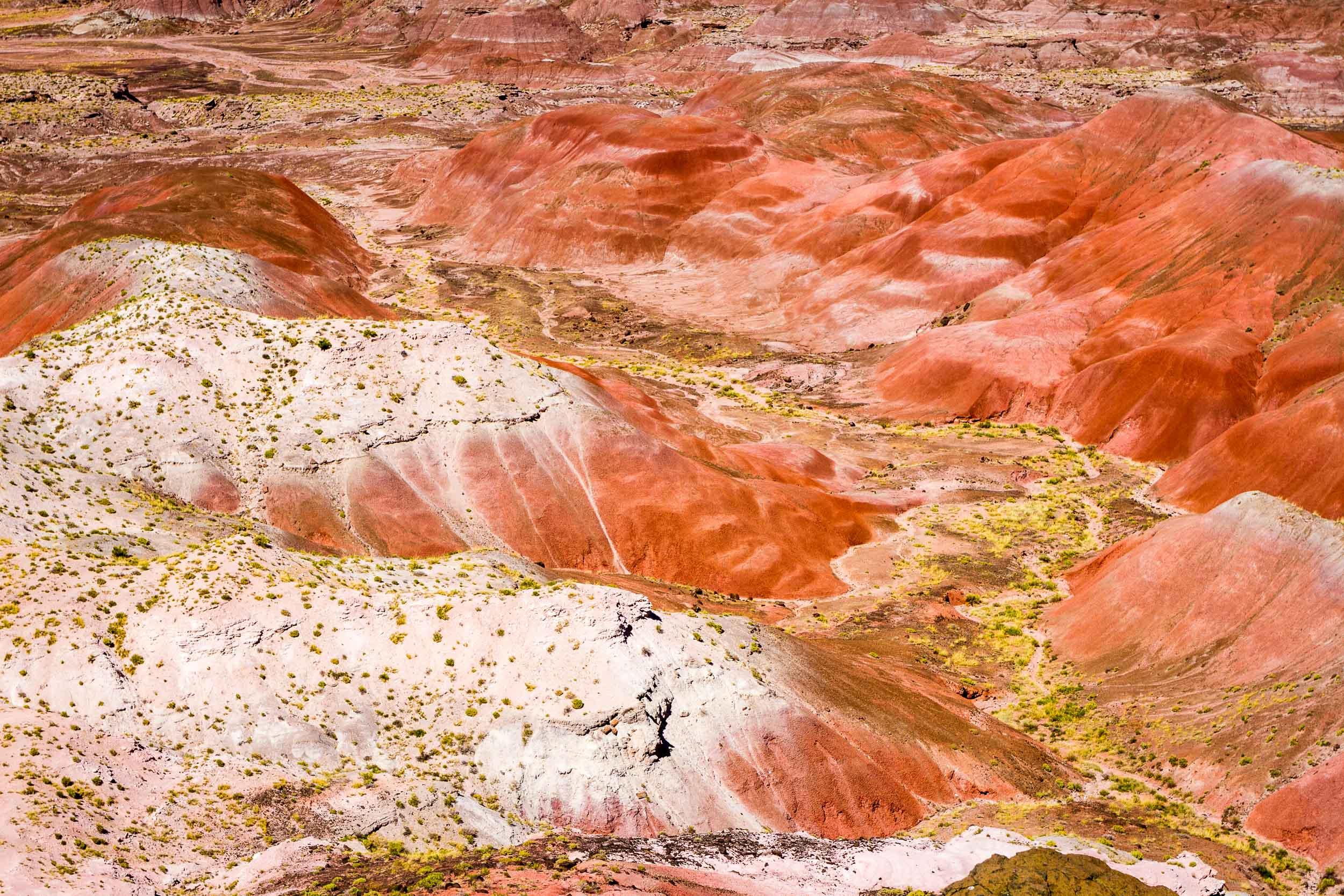 """Painted Desert III"", AZ"