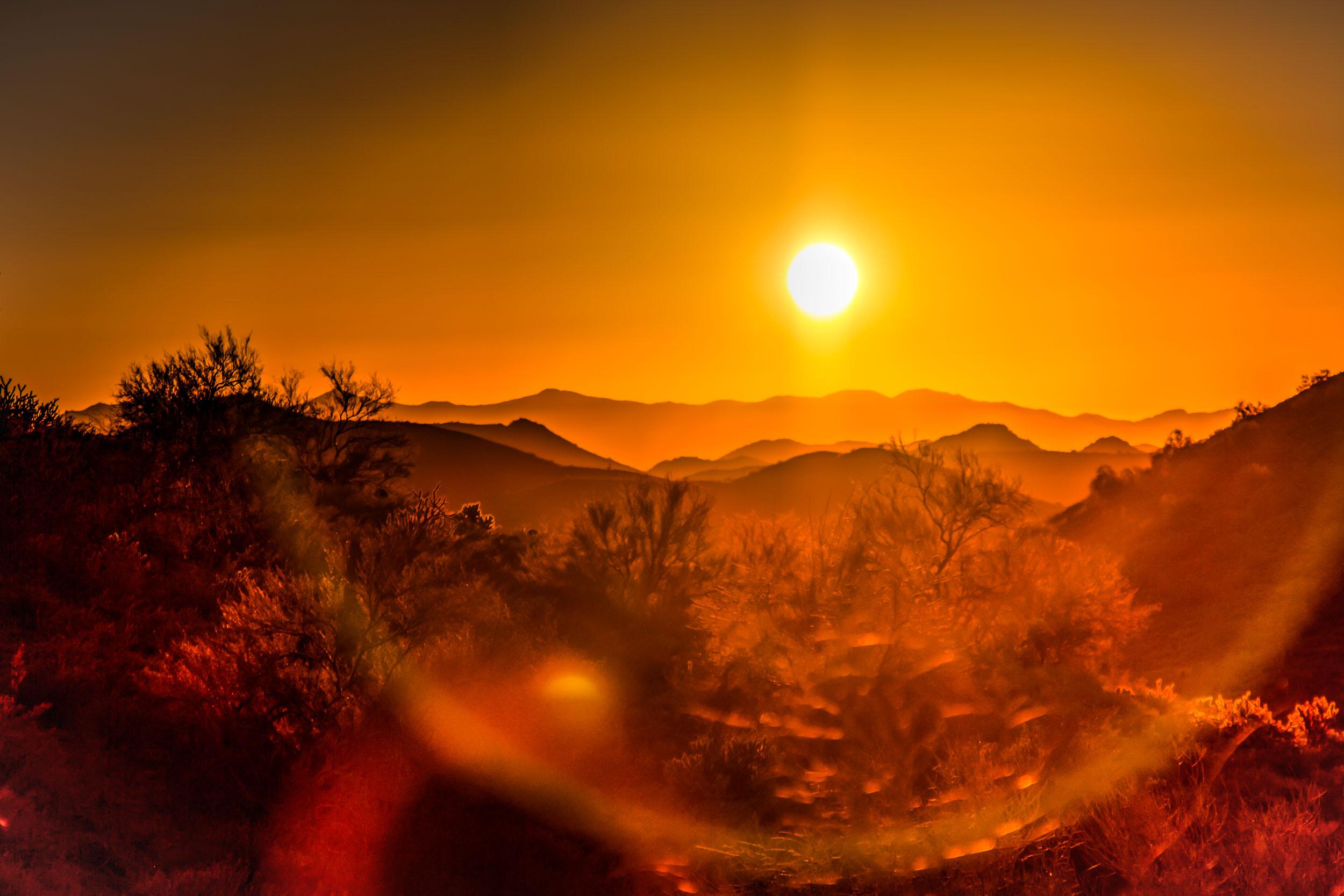 """""""Arizona Sunset"""", AZ"""