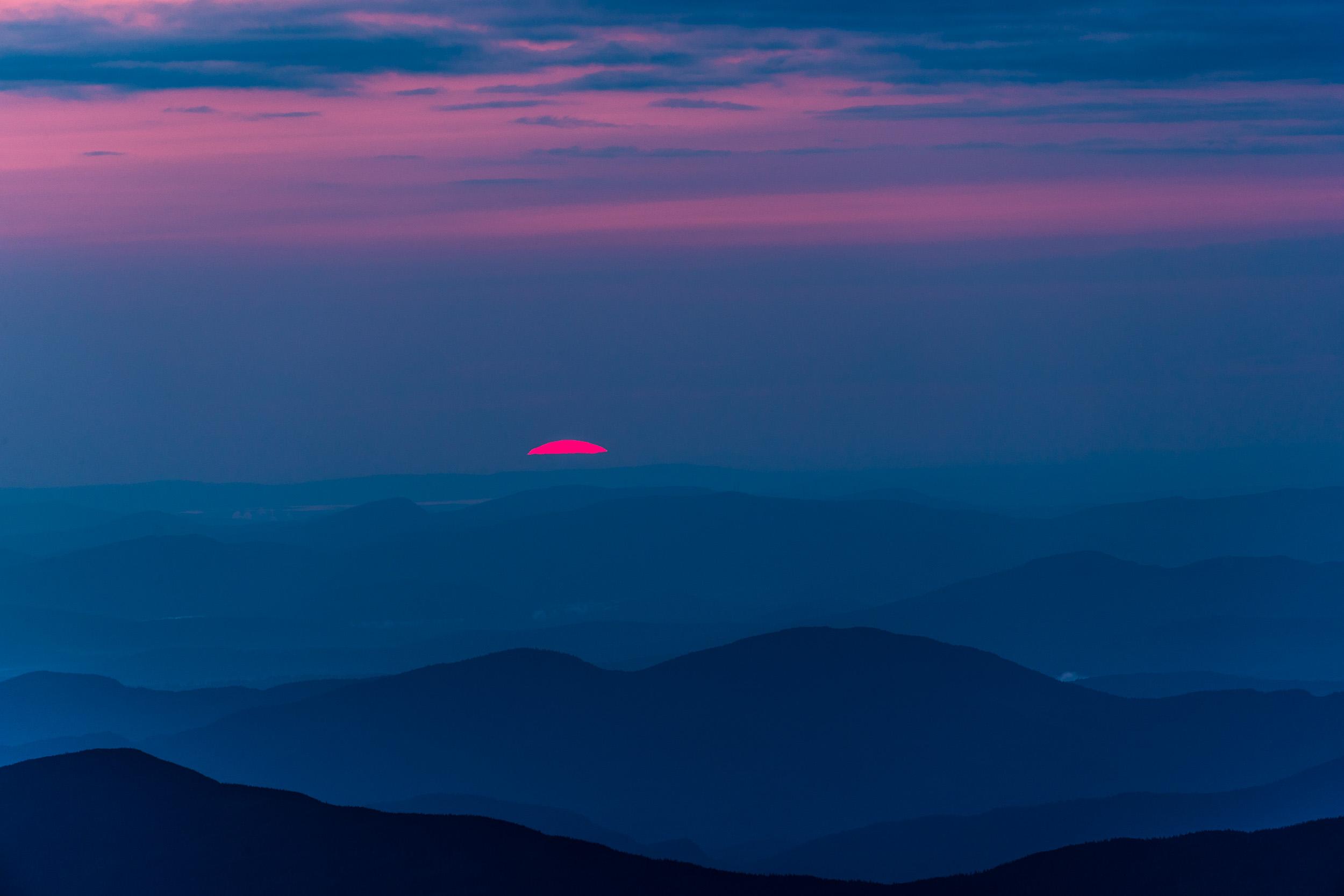 """""""Mt. Washington Sunrise I"""", NH"""