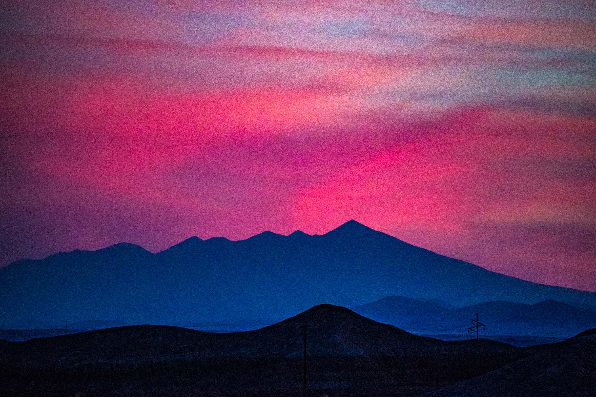 """""""San Francisco Peaks"""", AZ"""