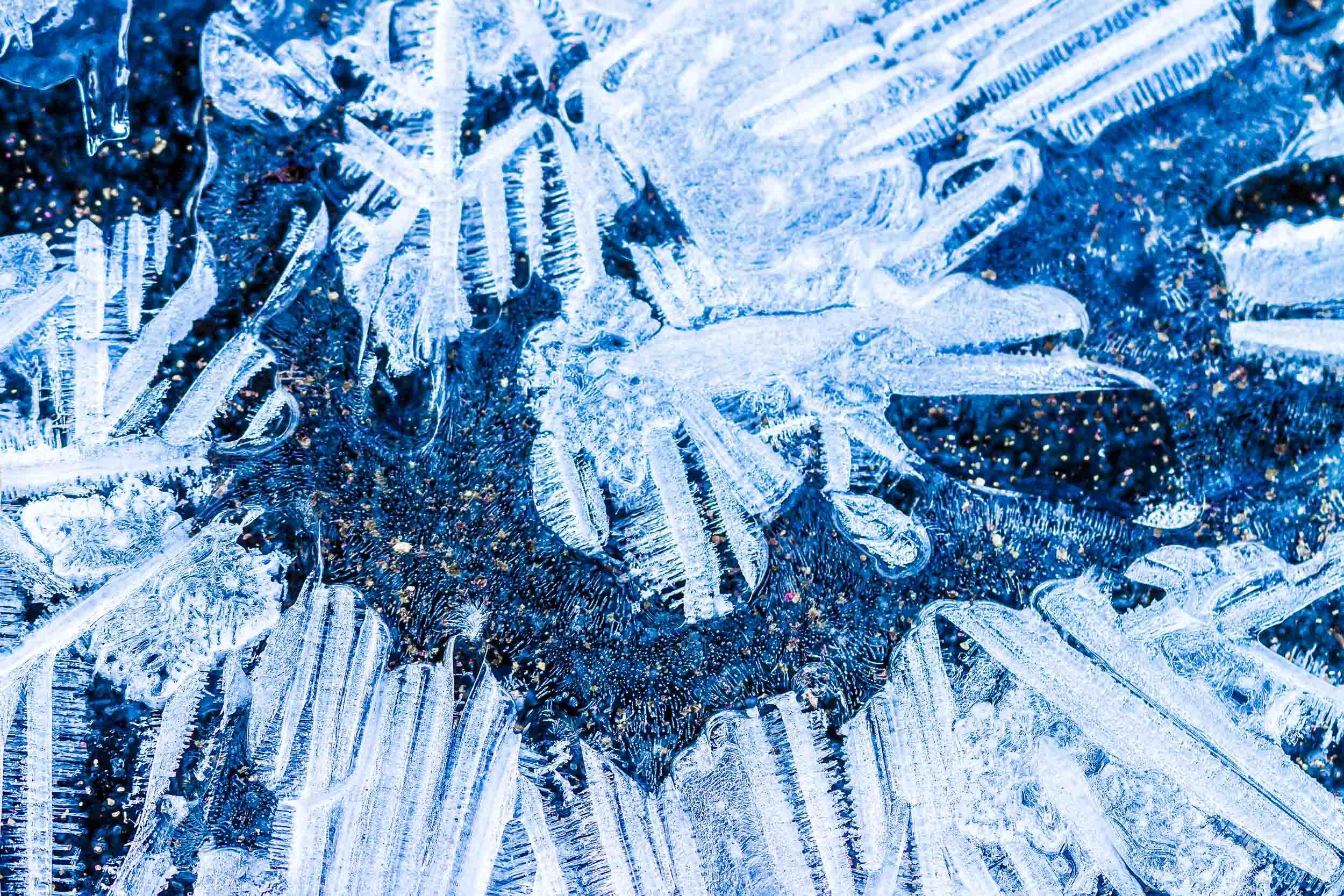 """""""Frozen Patterns"""", CT"""