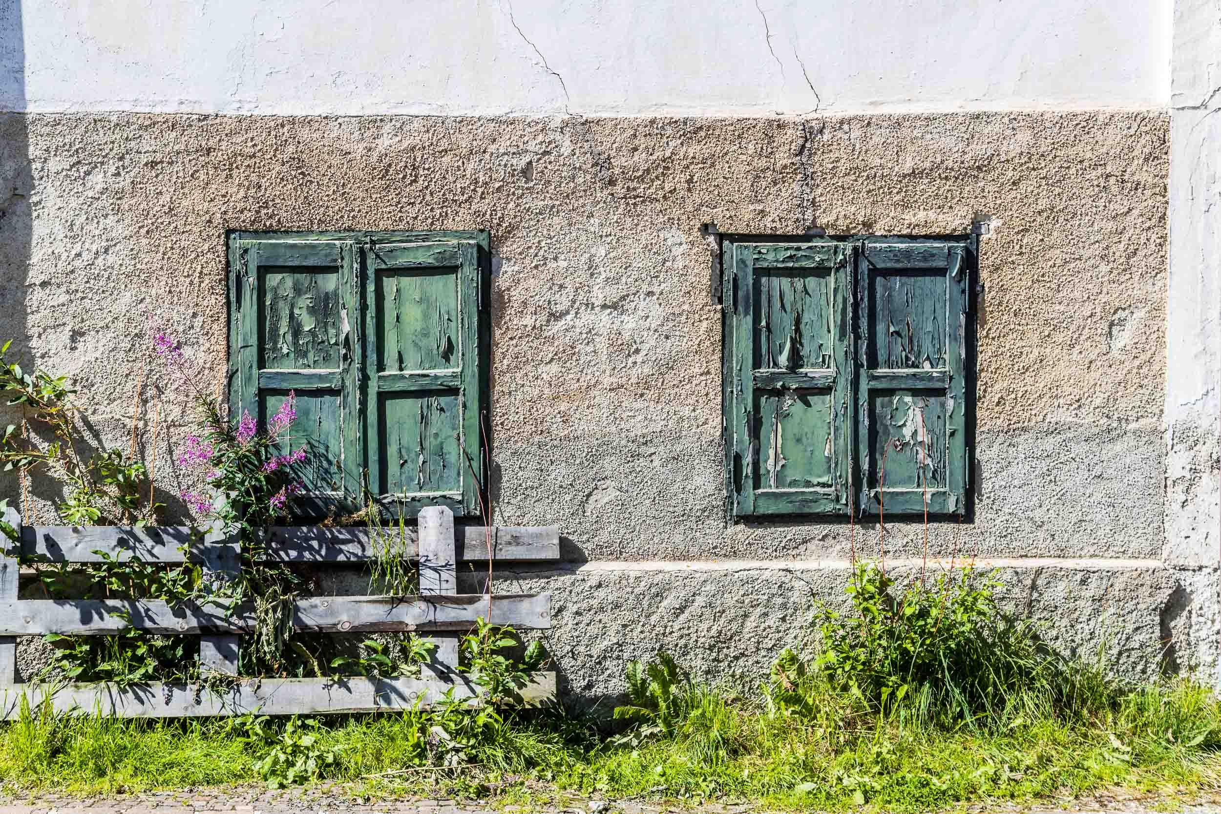 """""""Wolkenstein Shutters"""", Dolomites"""