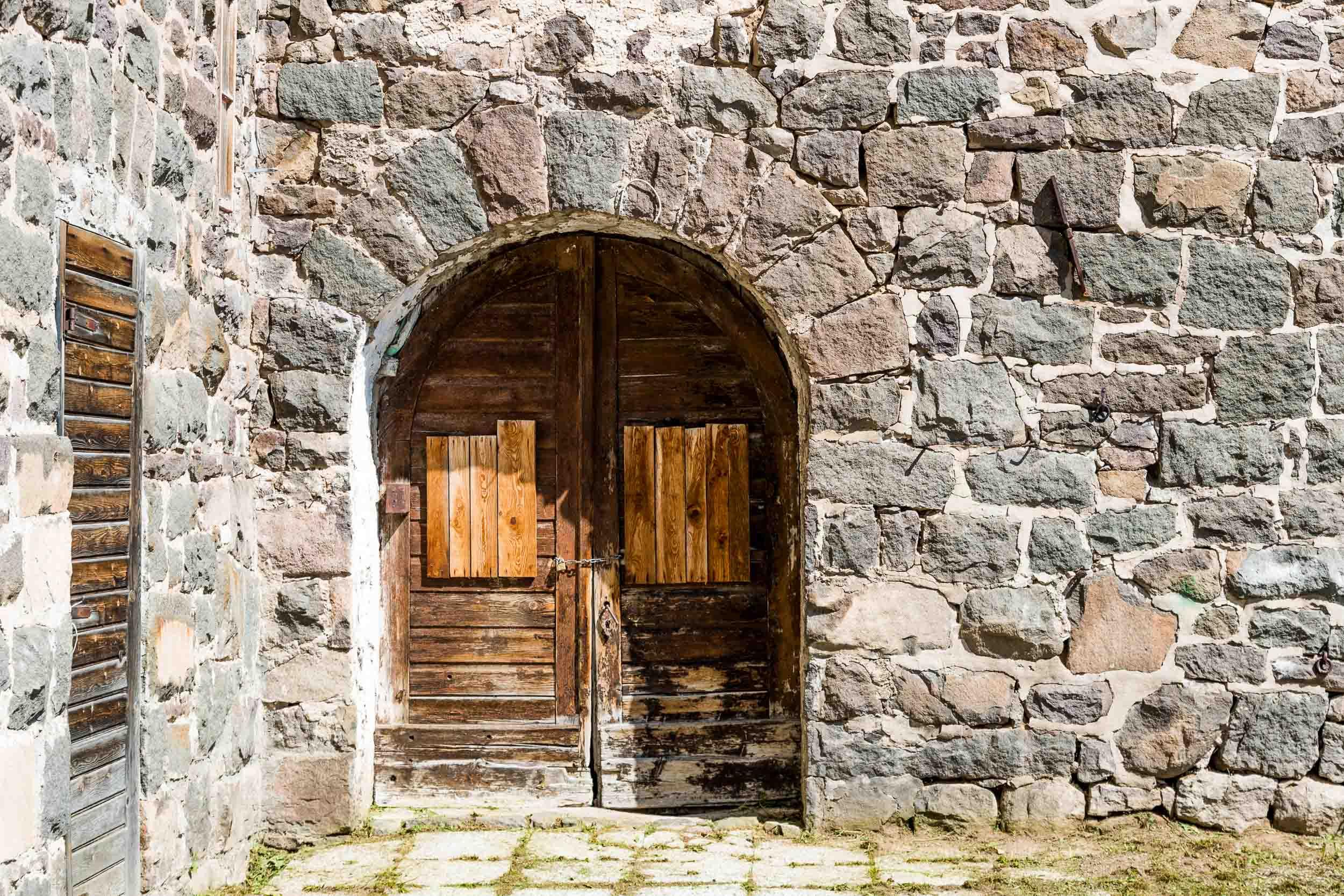 """""""Closed Off"""", Dolomites"""