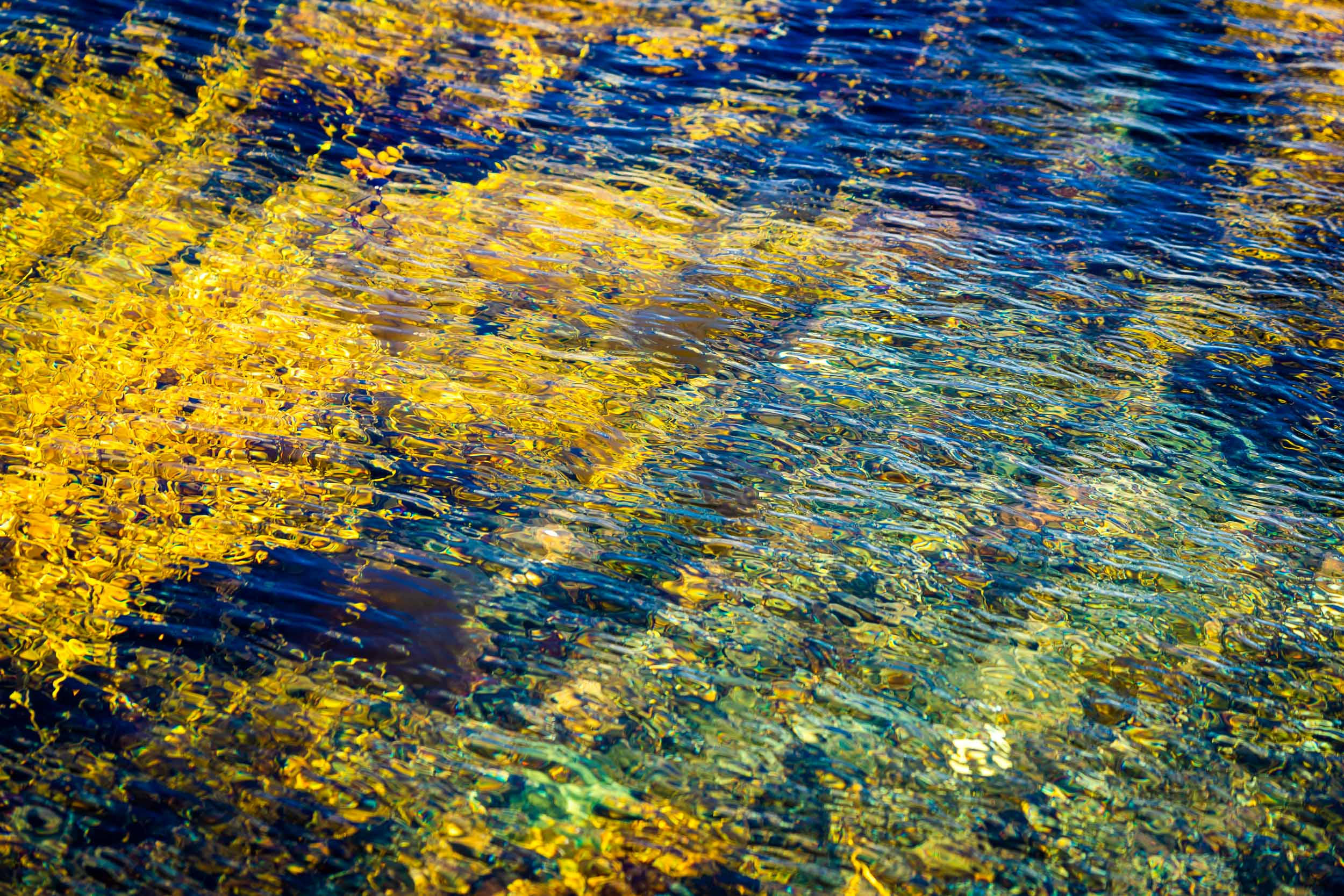 """Water Colors IV"", Fogo Island"