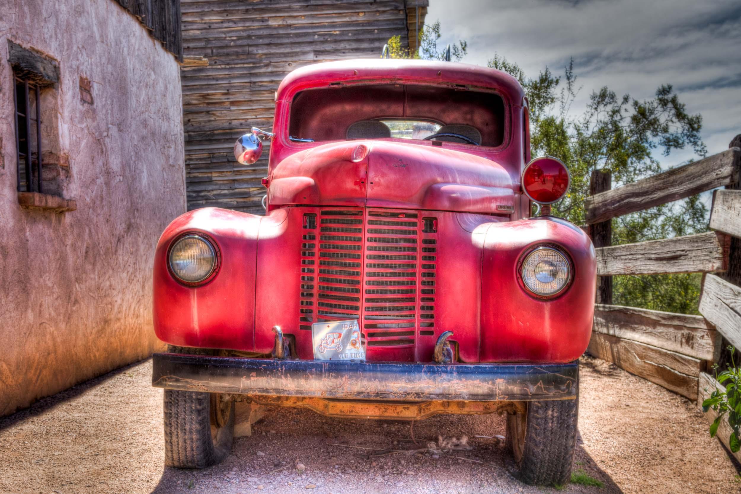"""""""Red Car"""", AZ"""