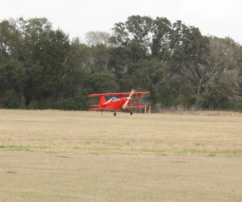 Oracle Challenger II Biplane