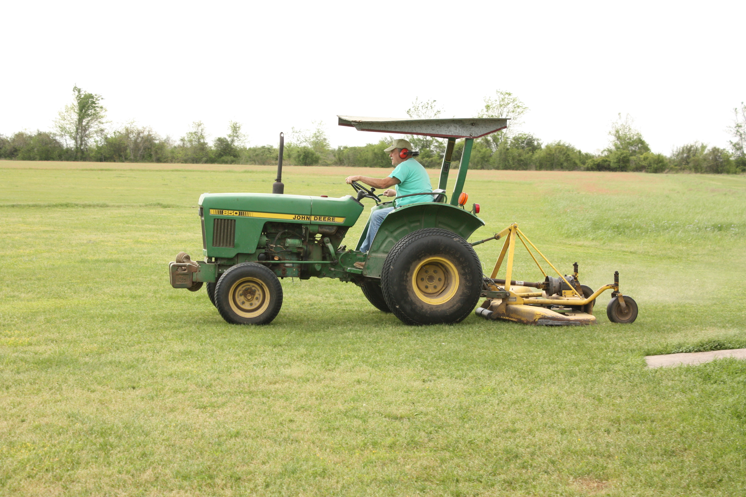 Tractor Ready for Another Season