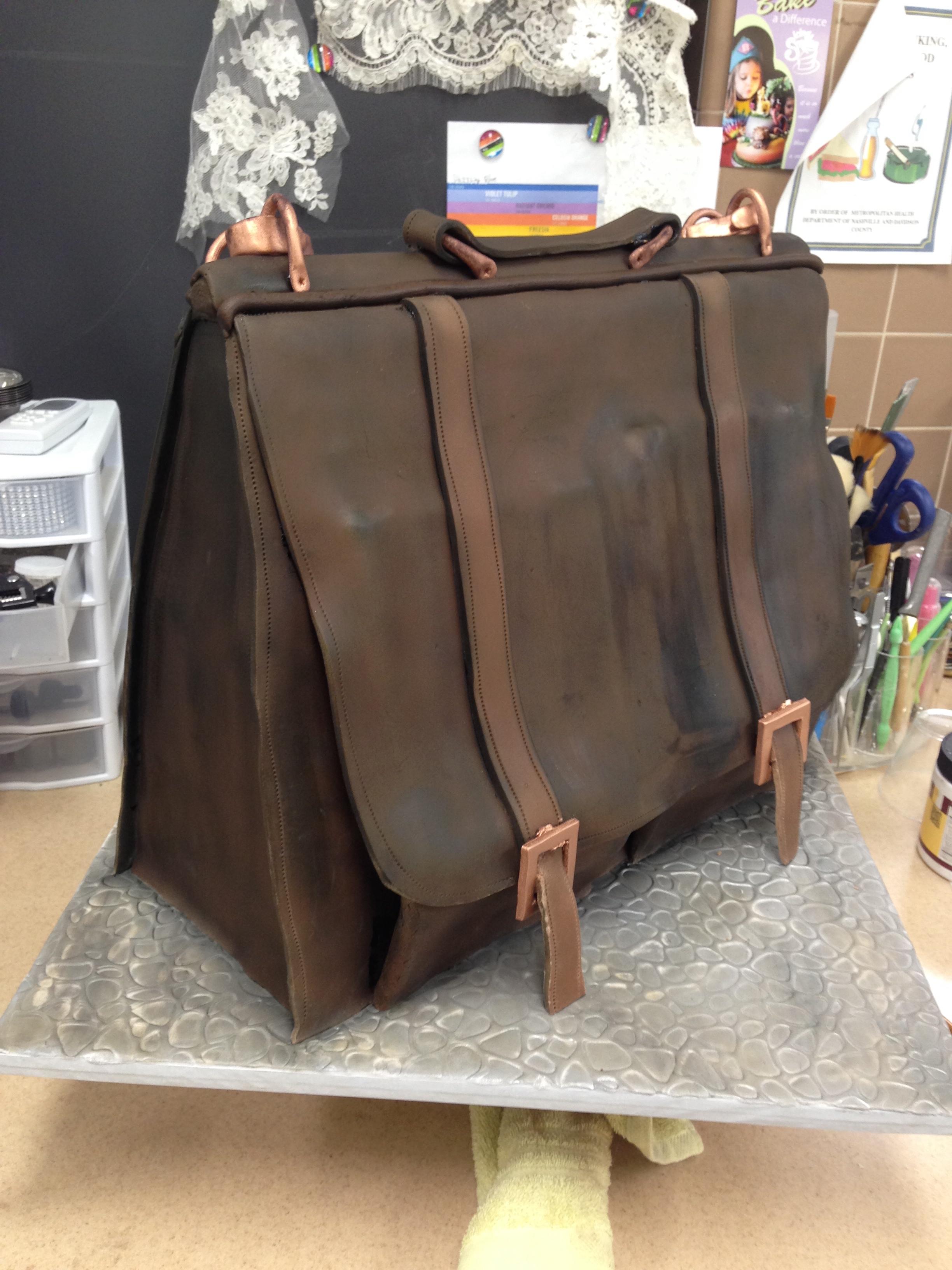 Grooms Cake / Birthday cake