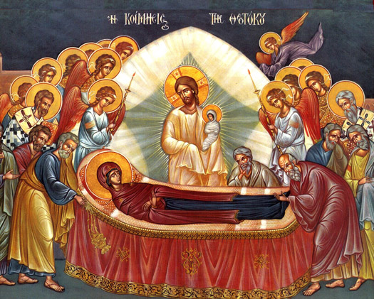 Holy Dormition of the Mother of God