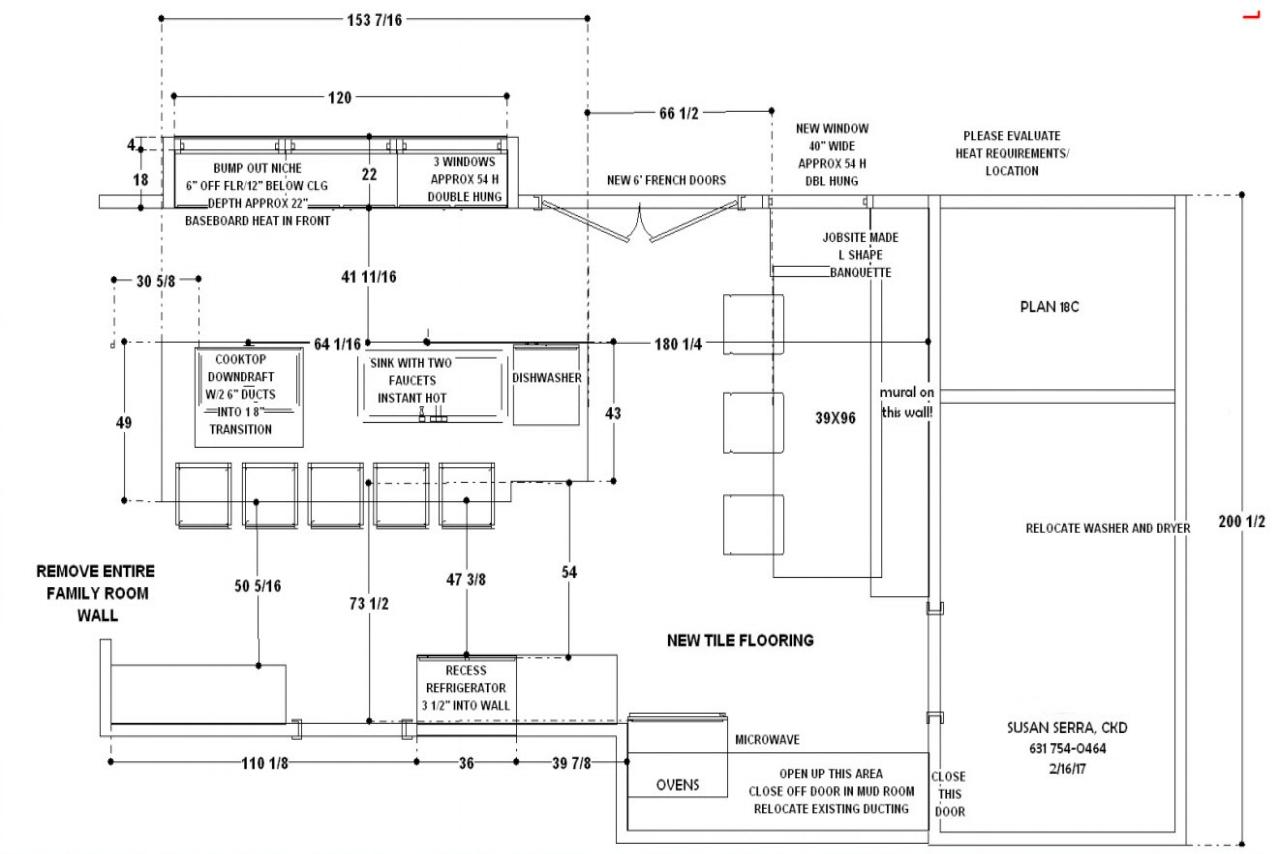 floorplan kitchen
