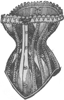 Alleged senatorial corset