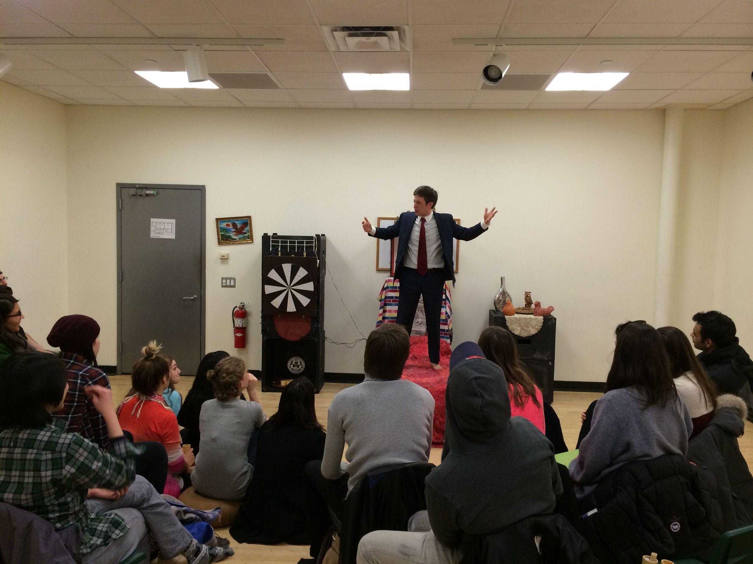 The Atlantic Acting School at New York University