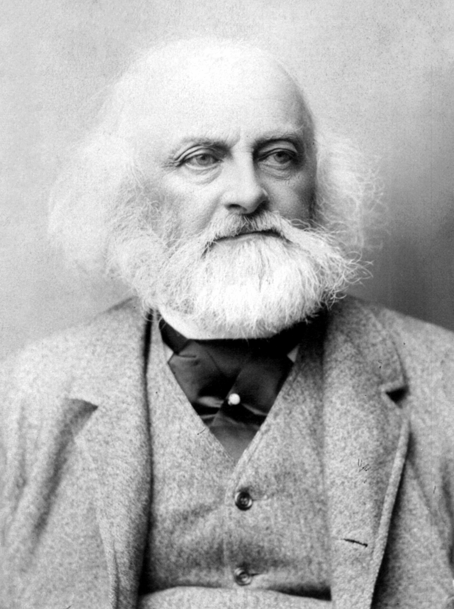 Lewis Morris Rutherfurd, 19th century inventor and astronomer who took the first telescopic photos of the sun, moon and stars. His son Winthrop commissioned the building of Rutherfurd Hall