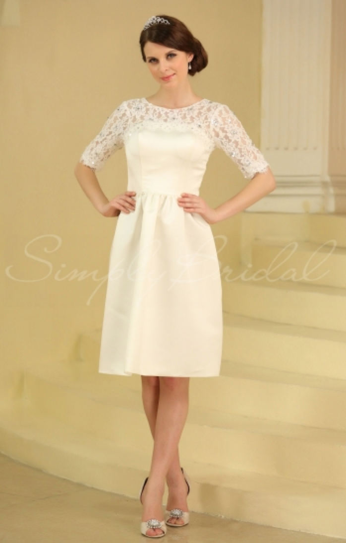 lovely-alamogordo-short-wedding-dress-new-mexico