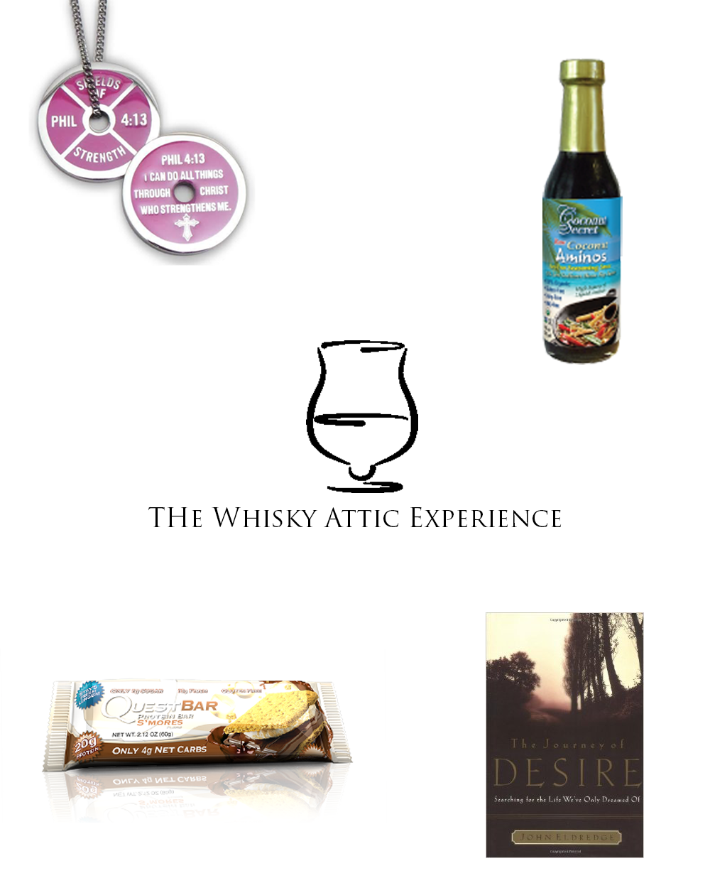 five-favorite-things-whisky-attic-quest-smores-coconut-aminos-book