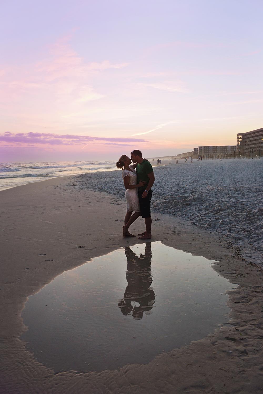 sunset-okaloosa-pier-married-portrait-photographer-sand-sunset