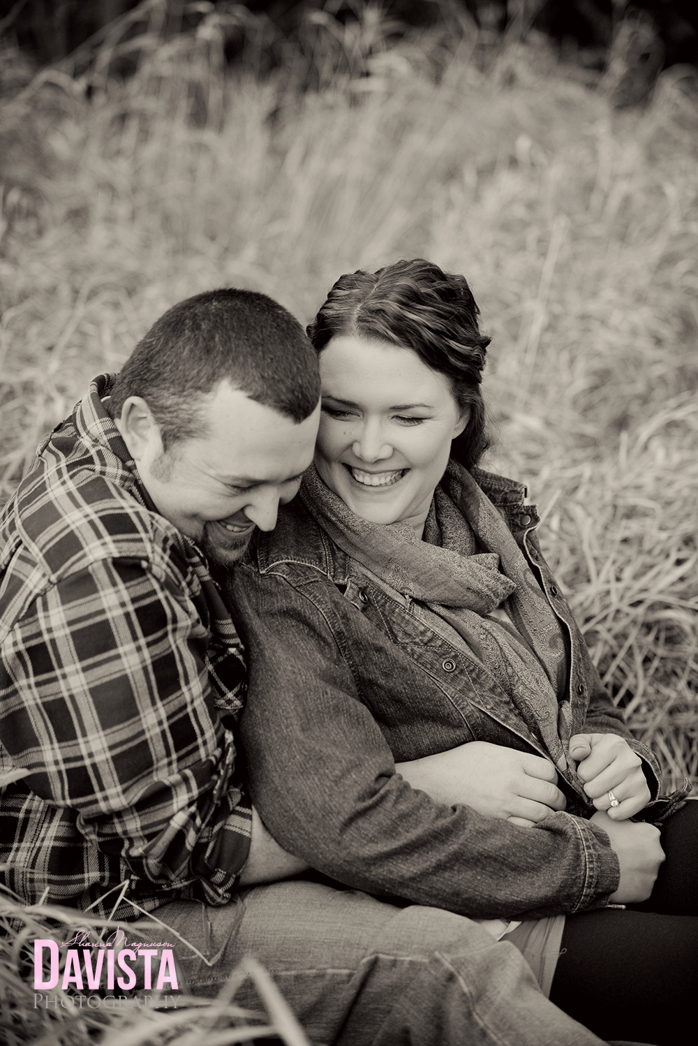 laughing-beautiful-couple-engaged