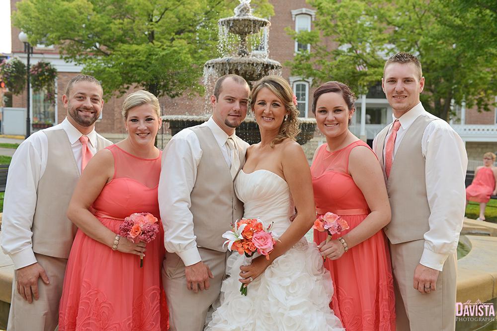 wedding party minnesota