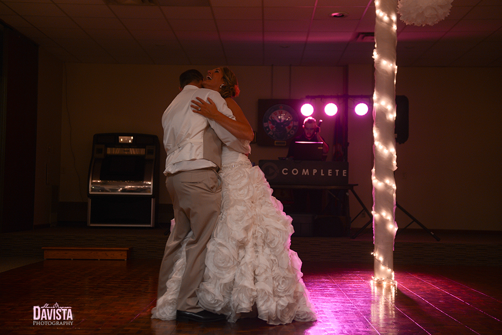 beautiful bride and groom complete music rochester minnesota