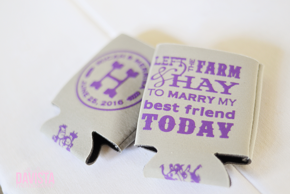 wedding day favors