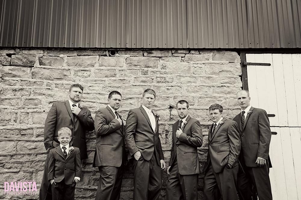 GQ groomsmen