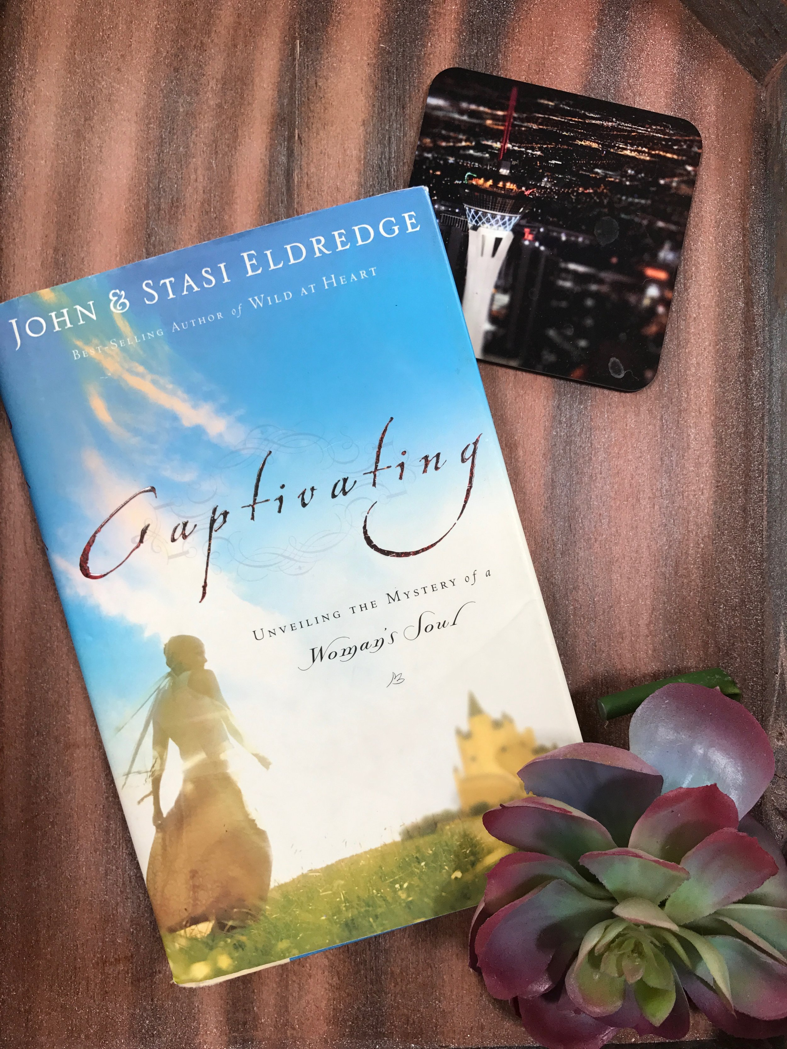 captivating by John and Stasi Eldredge a blog about healing