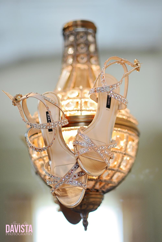 wedding details shoes Texas