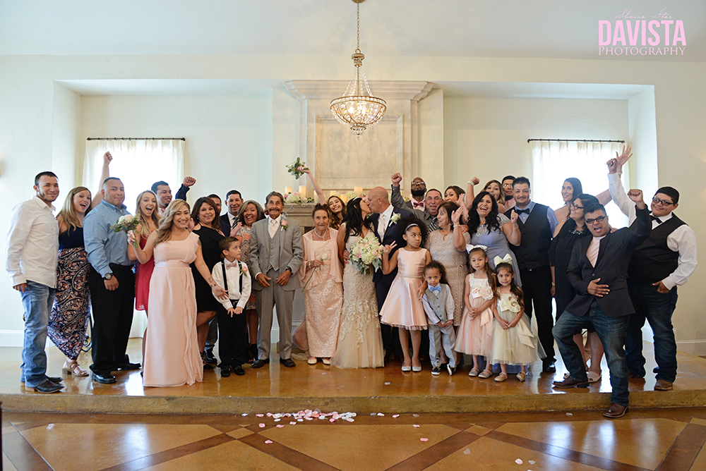 the Aristide Texas wedding venue
