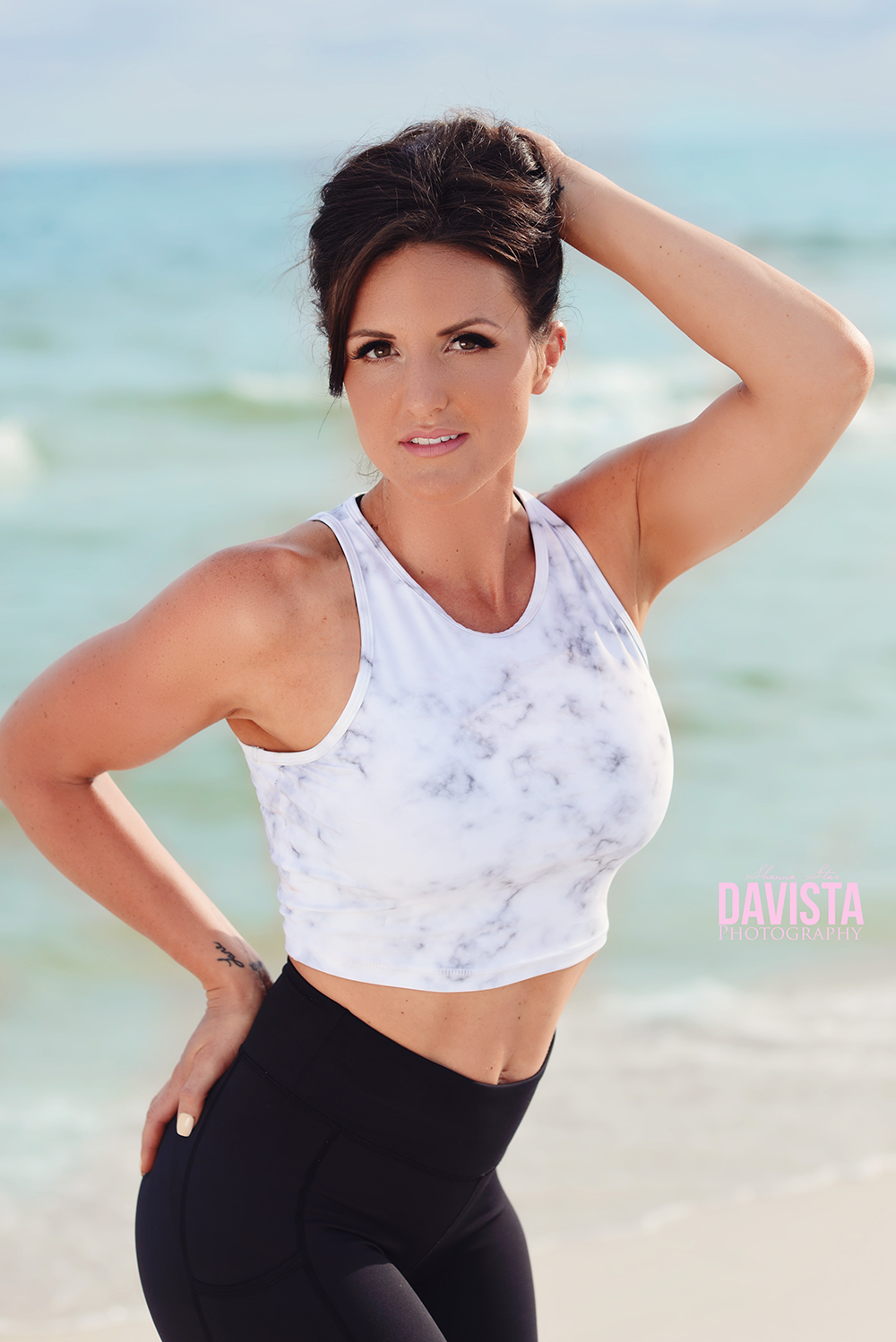 Panama City beach fitness photoshoot