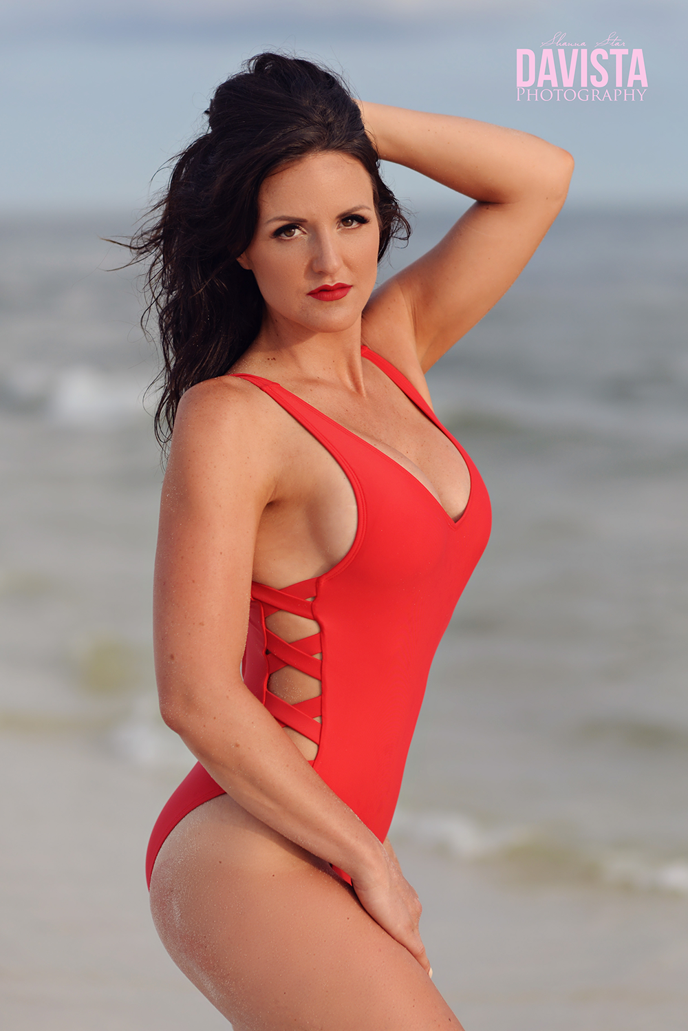 Florida beach boudoir photography