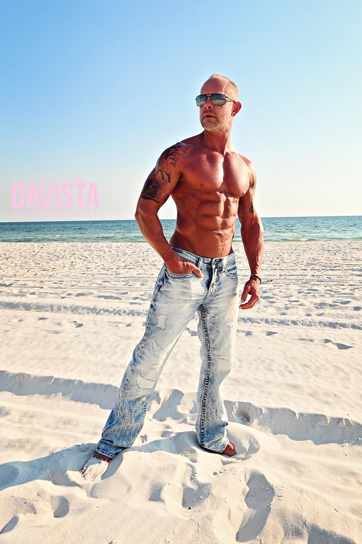 Panama City beach 30a mens fitness photos