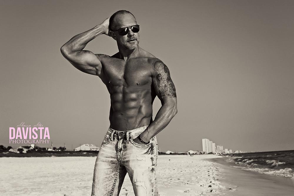 Panama City mens fitness photographer