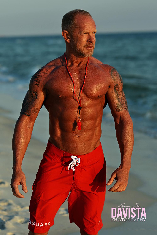dudoir on the beach