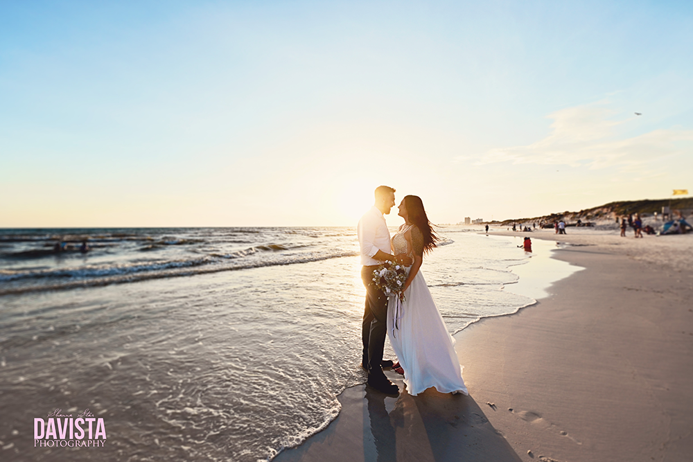 30a Panama City beach wedding- davista photography