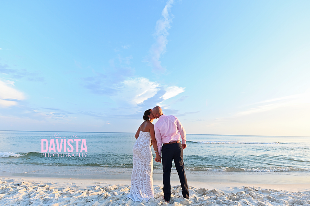 Panama City- beach wedding