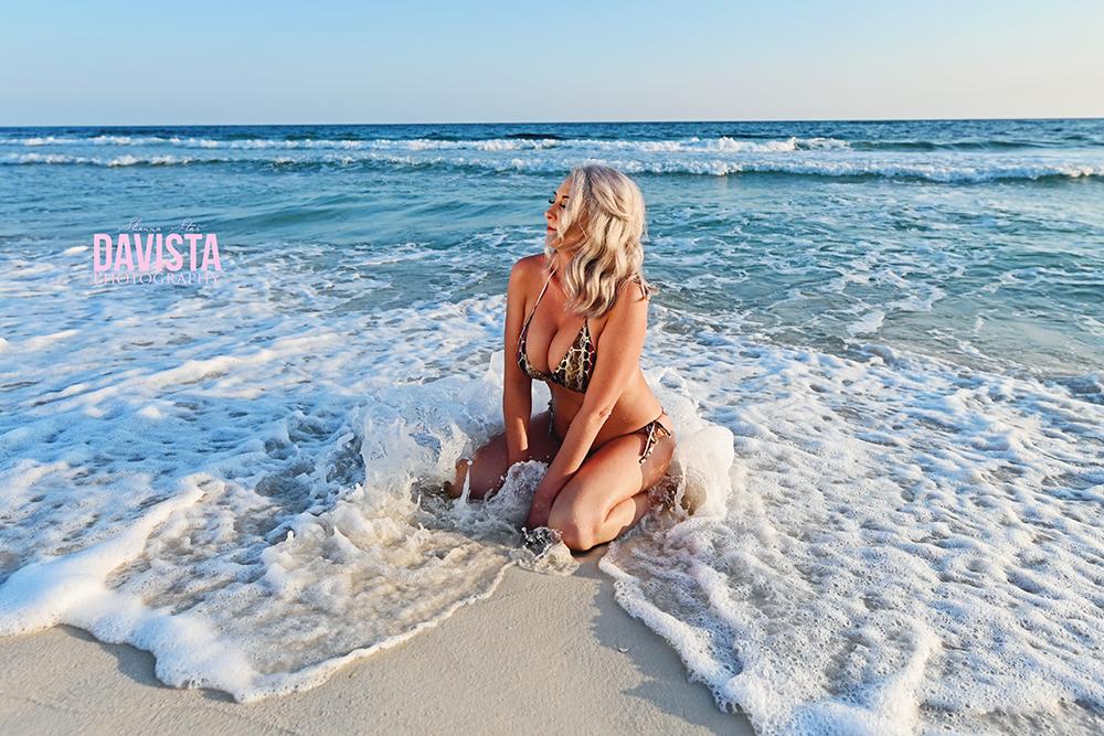 emerald coast boudoir photoshoot