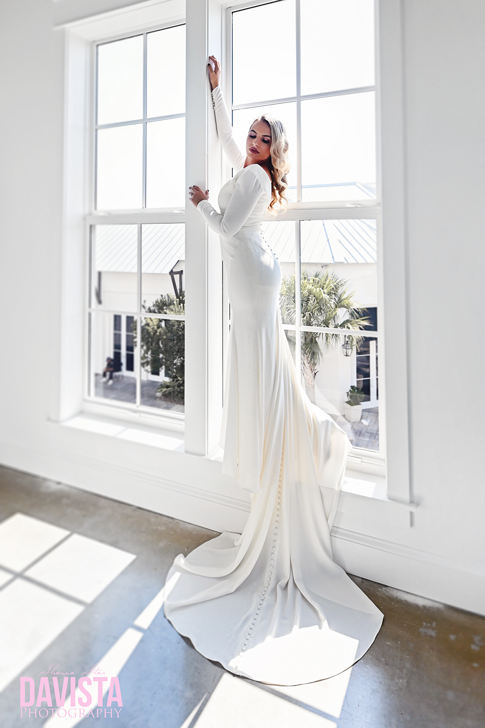 wedding styled shoot in rosemary beach