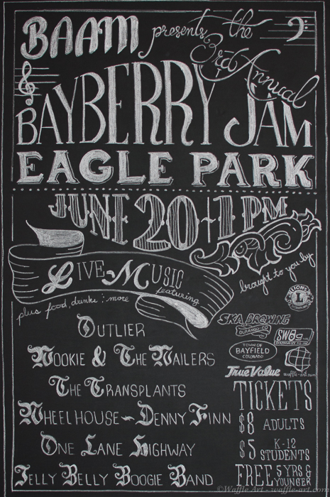 bayberry-jam-poster