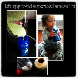 Instagram Superfood Kids!