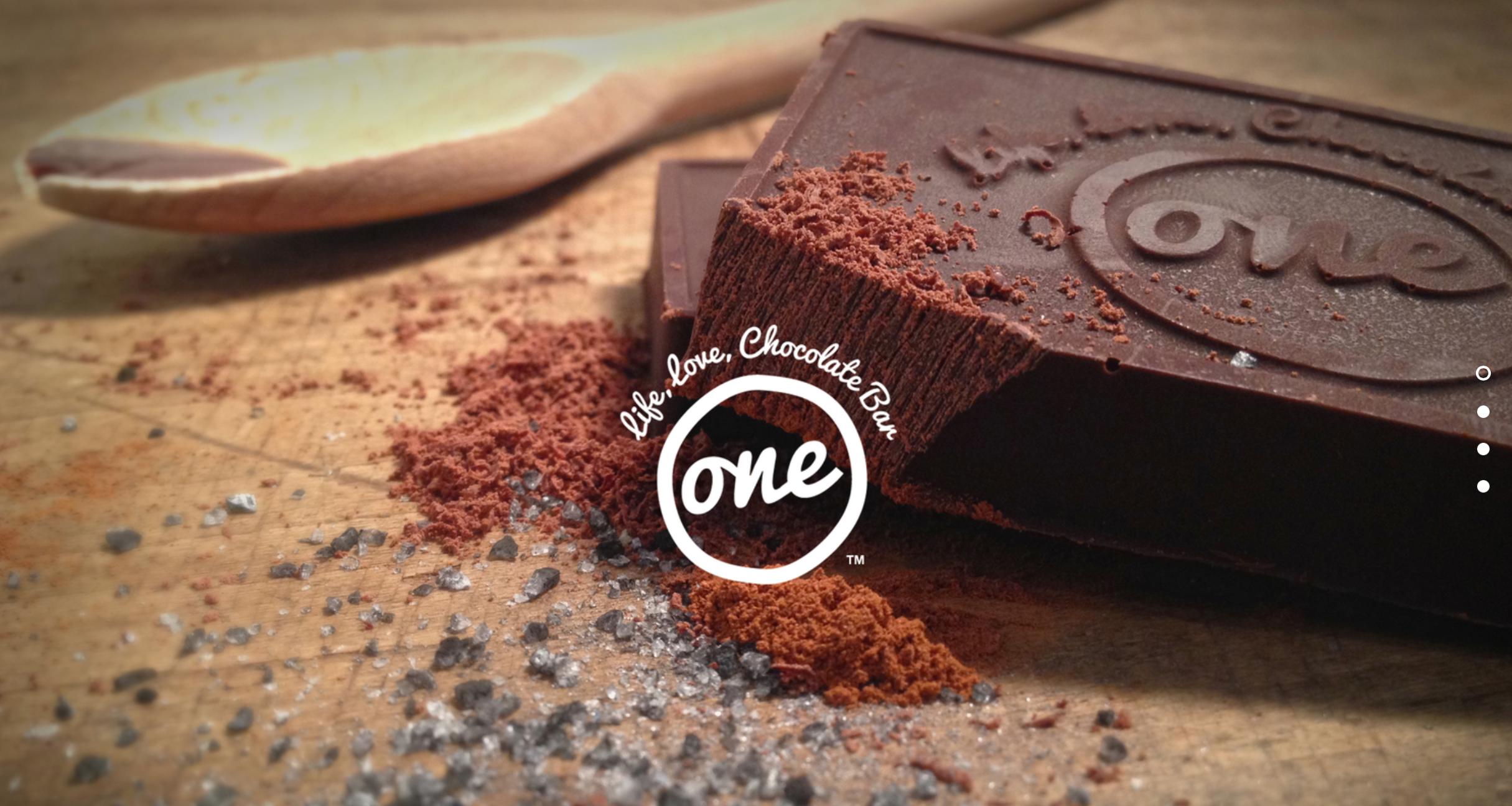 The ONE Fudge Chocolate Bar