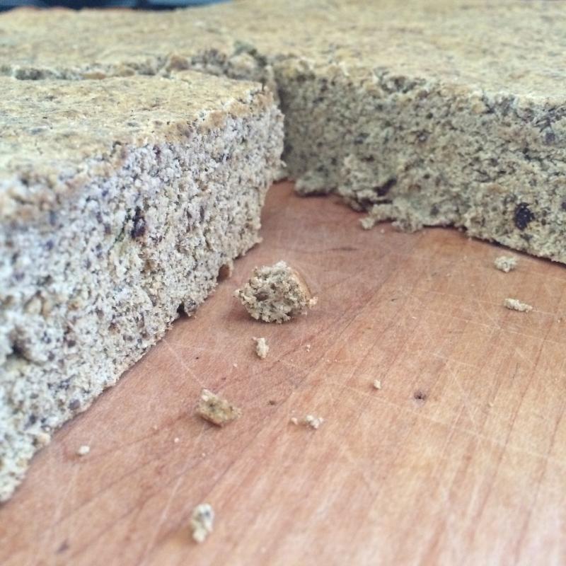 Coconut Chia Banana Bread | Gluten Free | Paleo | Sugar Free