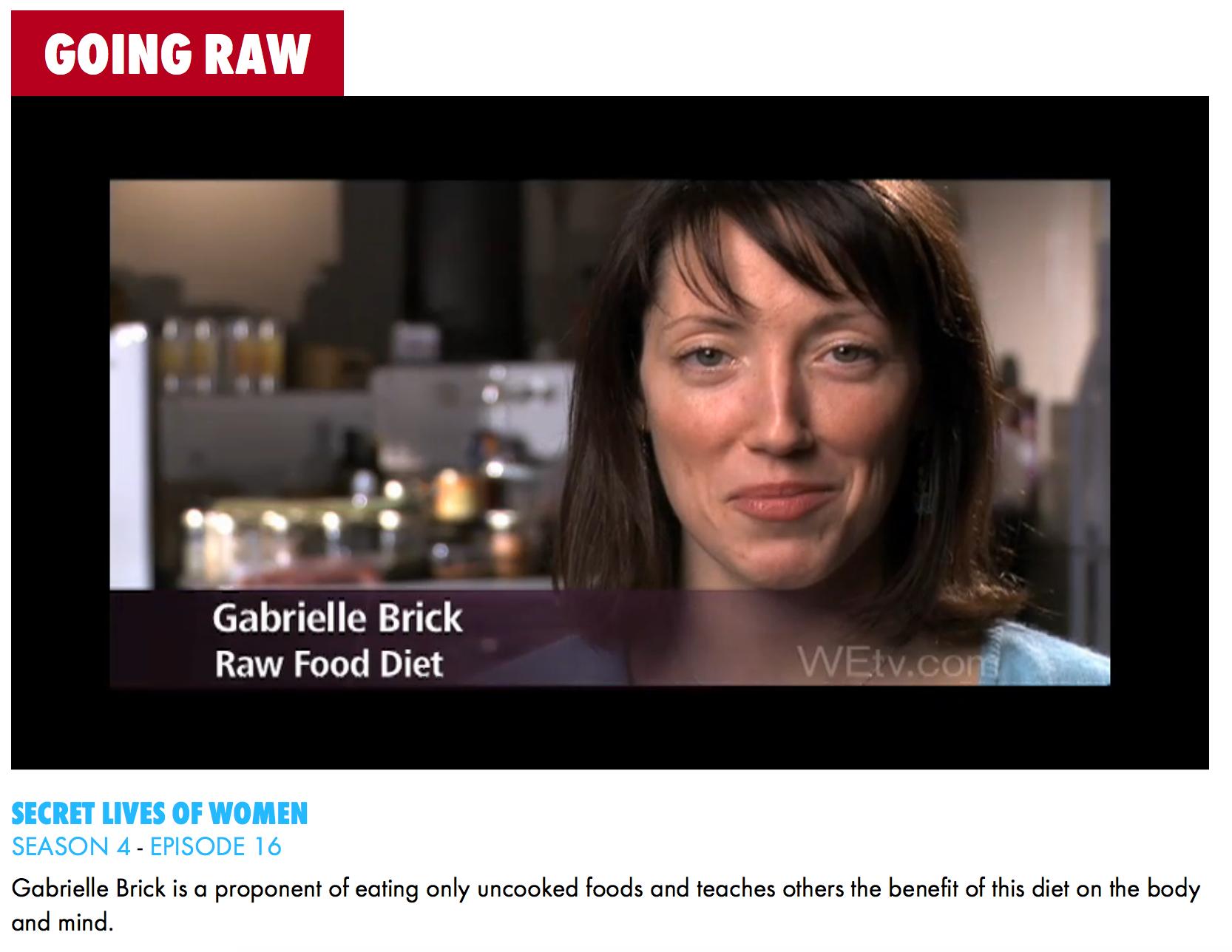 Gabrielle Brick WeTV Extreme Diets