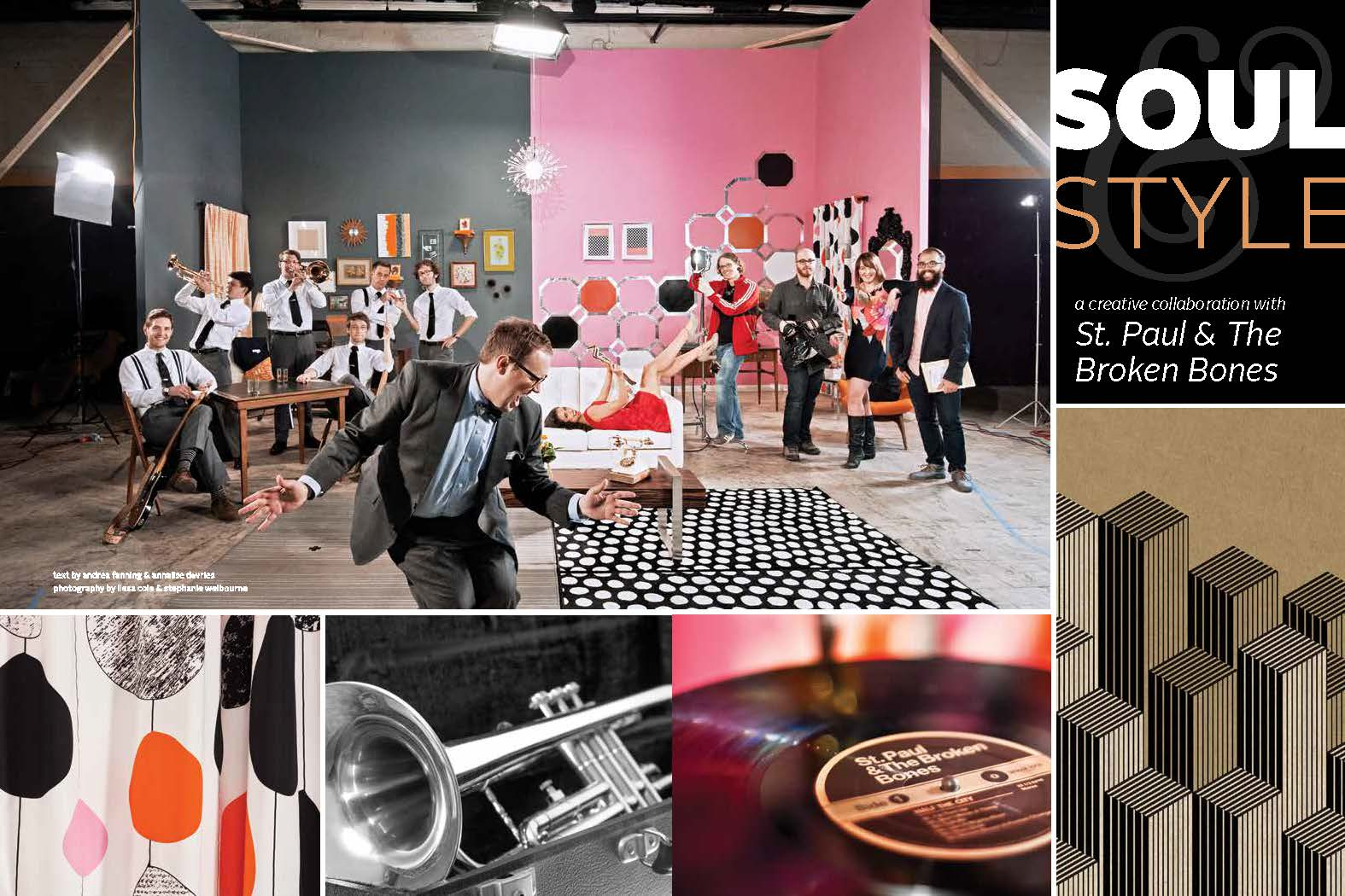 """The story behind the making of the St. Paul and the Broken Bones' debut video """"Call Me."""""""