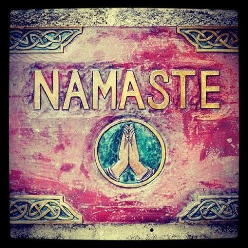 Svaha Yoga Center, Namaste