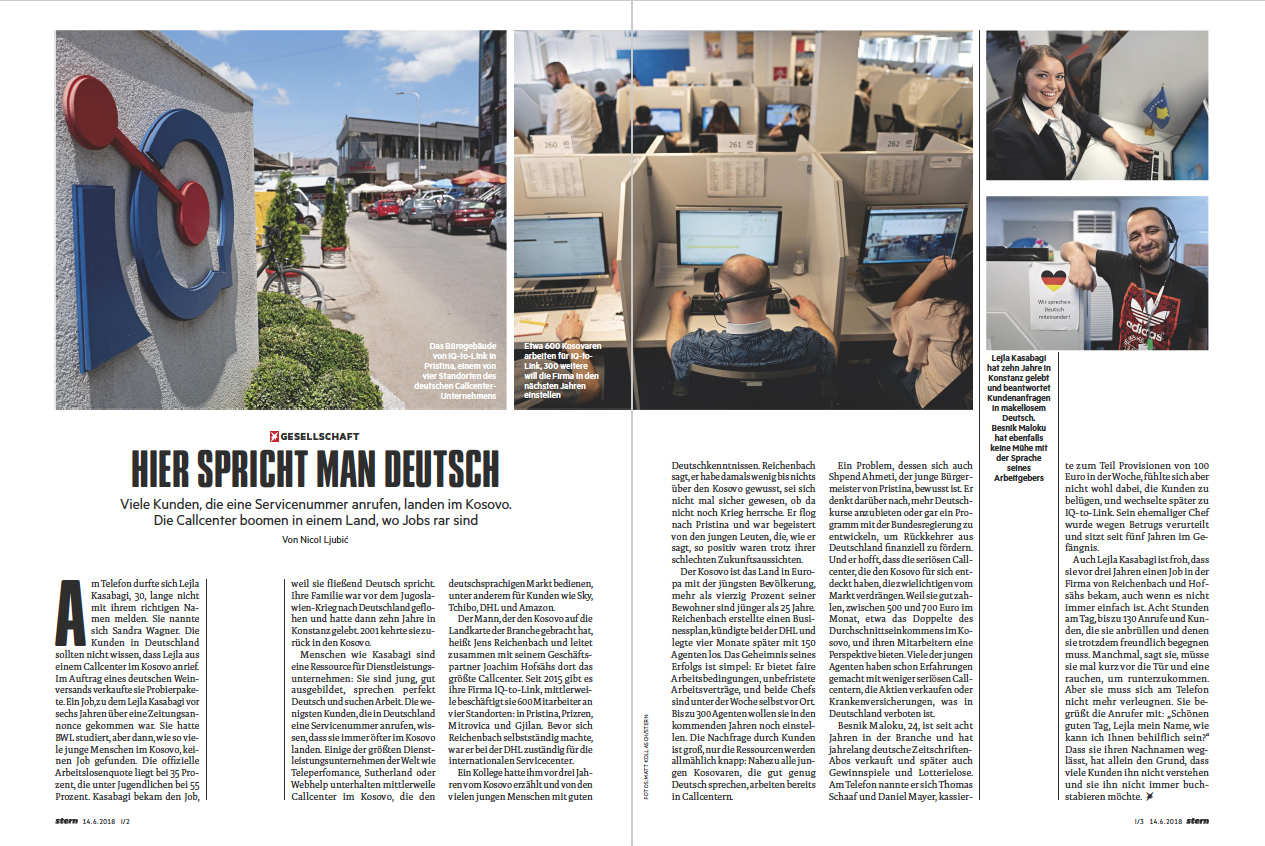 Stern Magazine 25/14 June 2018