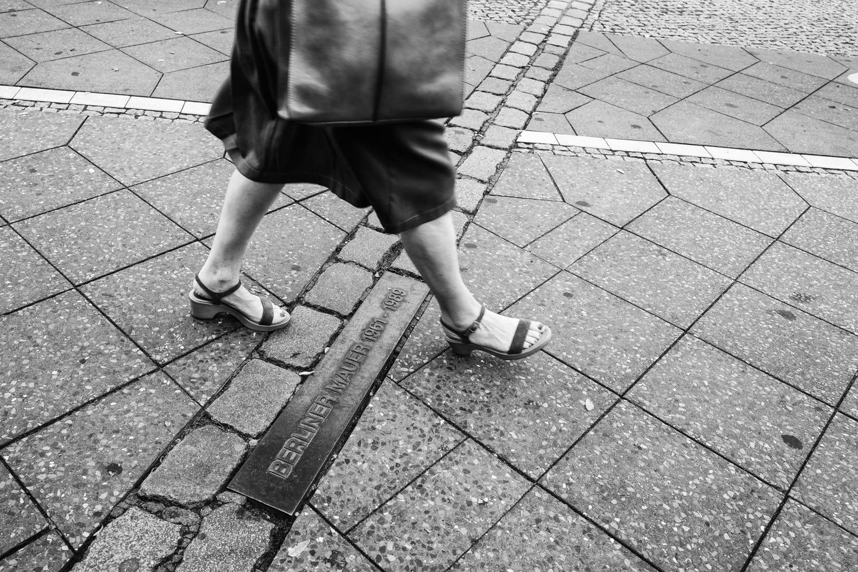 Berlin Wall Potsdamer Platz, Berlin | June 2019