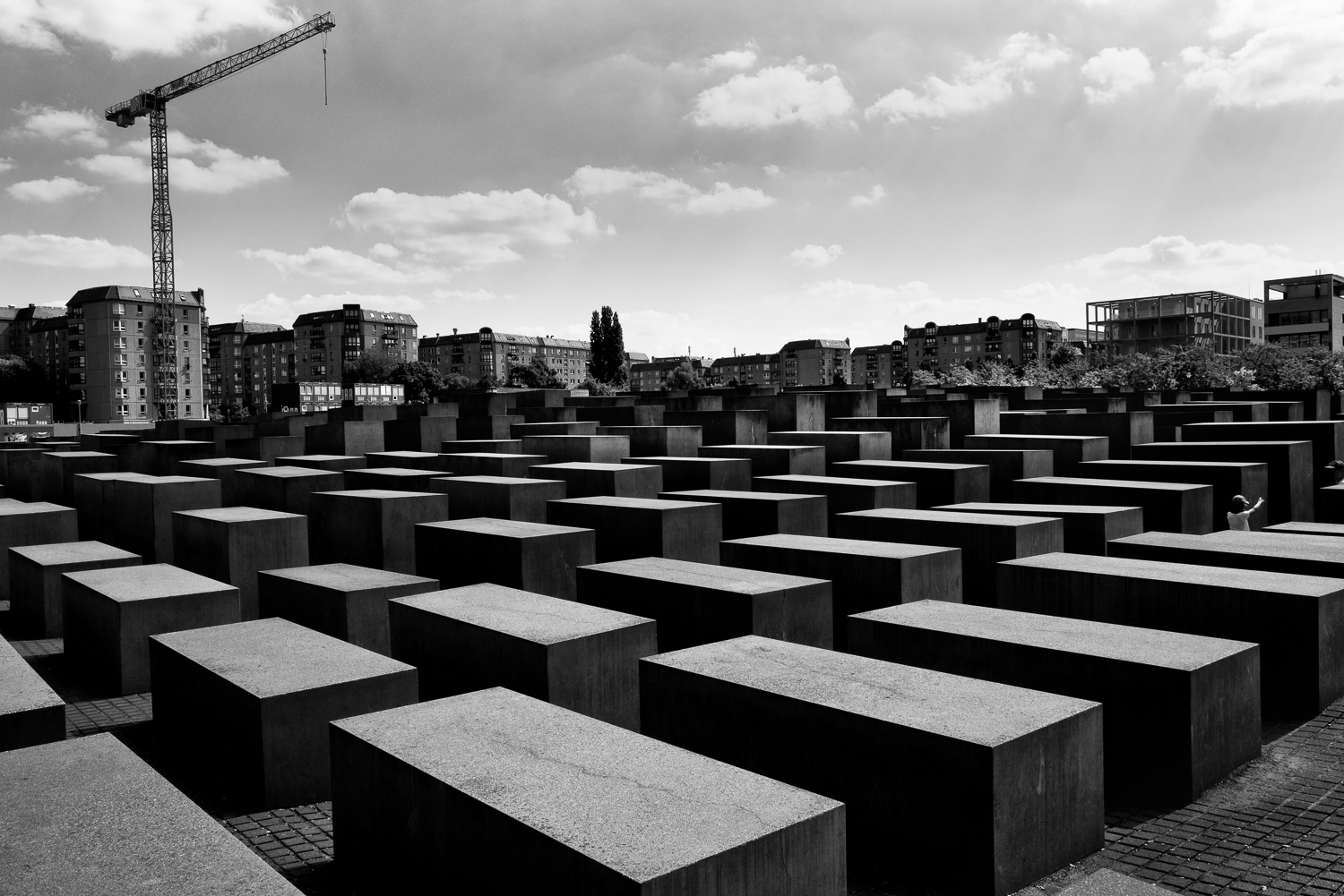 Memorial to the Murdered Jews of Europe Berlin | August 2019