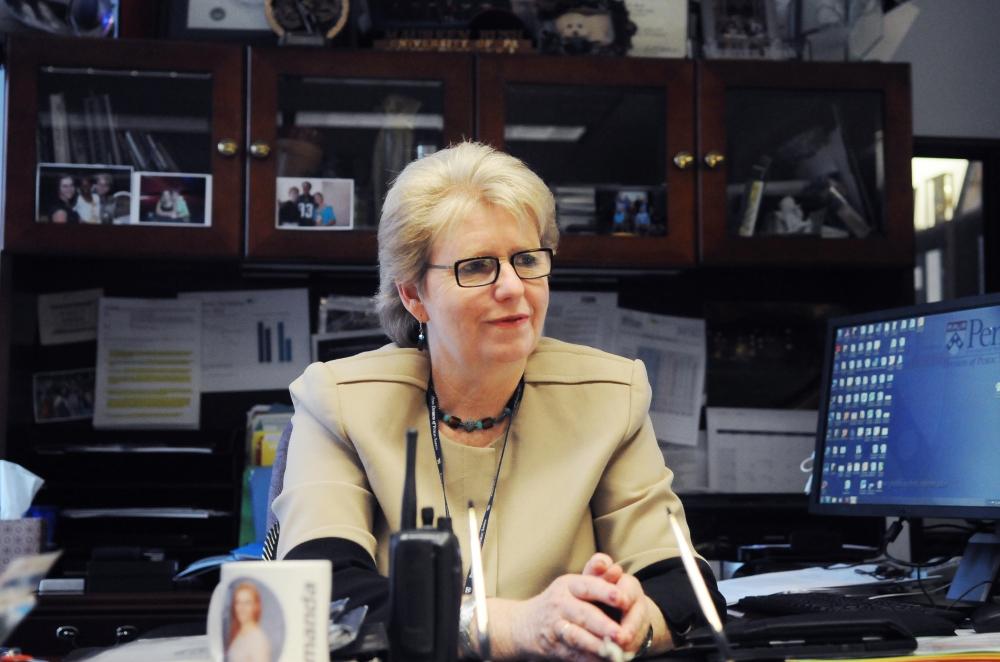 Maureen Rush.