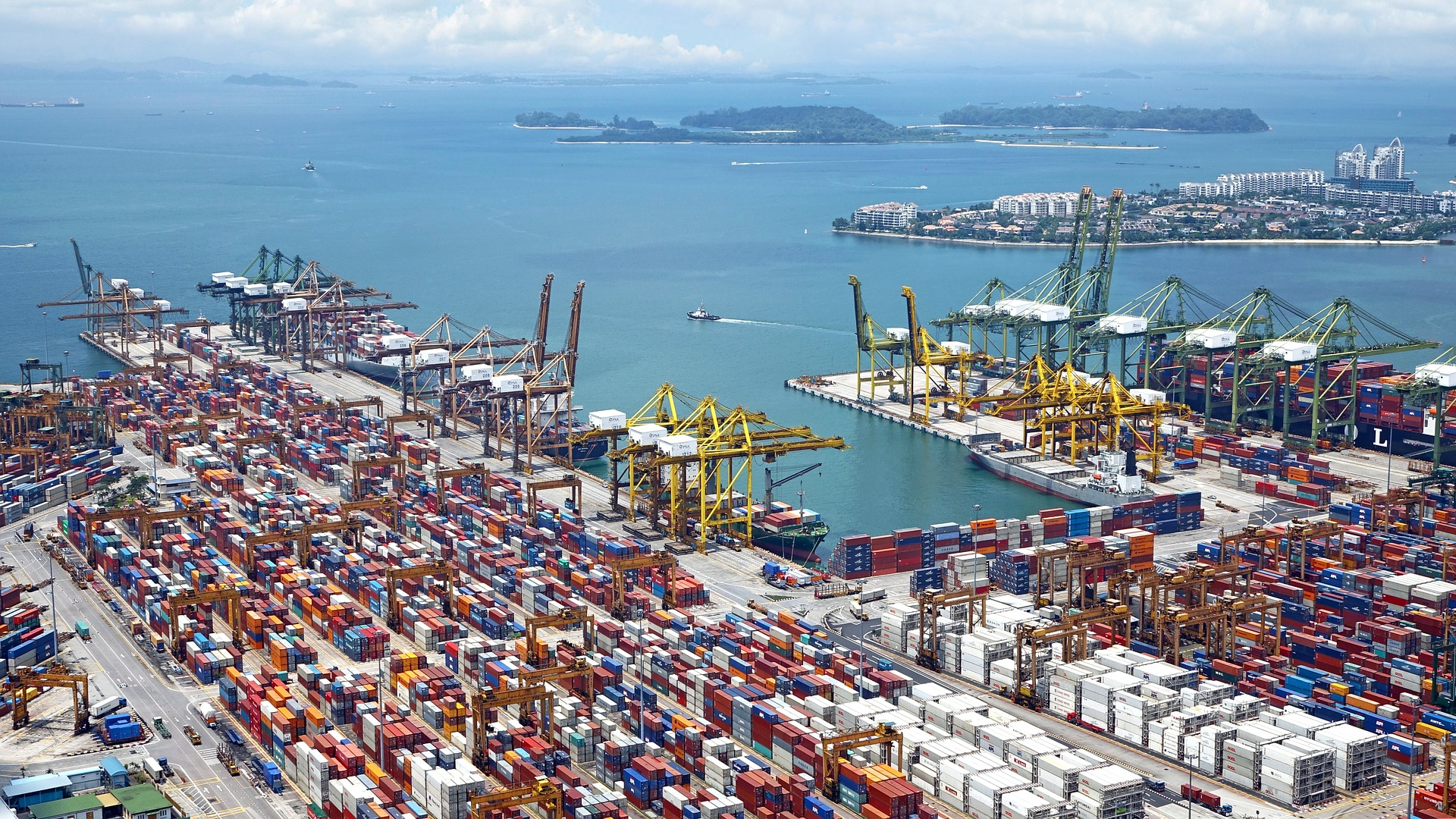 Streamlining logistics will make a huge difference in our consumption-driven world.